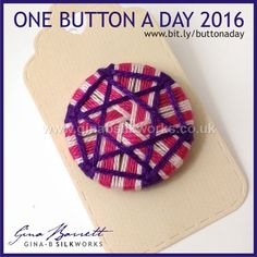 Day 217: United #onebuttonaday by Gina Barrett