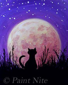 Harvest Moon Kitty - Easy