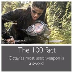 The 100 Facts (@murphamy100) | Instagram photos and videos Lexa The 100, The 100 Clexa, Series Movies, Movies And Tv Shows, The 100 Quotes, The 100 Characters, The 100 Show, Lights Camera Action, Alycia Debnam