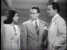 Bob Hope on Zombies and Democrats - The Ghost Breakers 1940