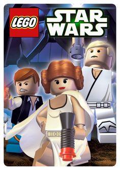 LEGO Star Wars Poster Minifigura Lego, Legos, Lego Film, Lego Movie, Lego Videos, Star Wars Poster, Lego Super Heroes, Indiana Jones, Lego Star Wars