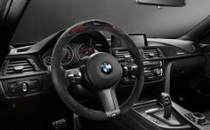 Interior BMW 4 Series Coupe M Performance Parts 2014