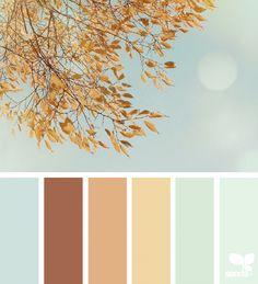 Autumn Tones | Design Seeds