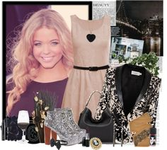 """""""Week 2 Contest Welcome Banquet"""" by iheartkittys ❤ liked on Polyvore"""