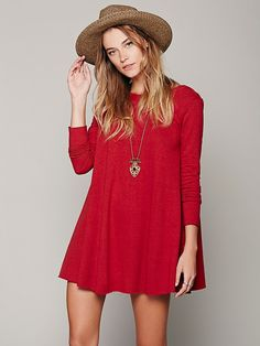 Free People Beatnik Tunic, $88.00