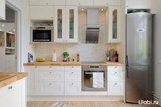 белая кухня на ножках - Поиск в Google