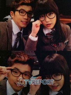 one of the many reasons I loved the drama dream high is Milky Couple ~ and Korean Celebrities, Korean Actors, Korean Dramas, Dream High 2, Kdrama, Oh My Ghostess, Korean Tv Shows, Drama Fever, Woo Young