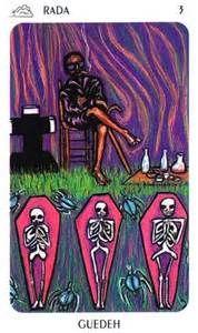 new orleans voodoo tarot - If you love Tarot, visit me at www.WhiteRabbitTarot.com