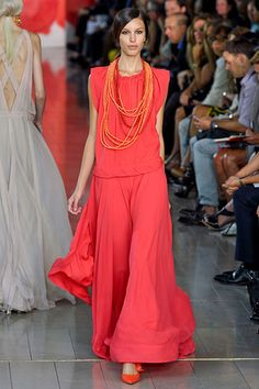 tory burch spring 2012. love the coral!
