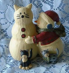 $17.95~~This is soooo cute!! Makes me want to make my own snowcat! =^..^=