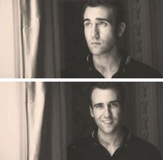 OH MY GAWD ITS MATTHEW LEWIS.....oh so sexy!!! With the stare and then that grin....oh I just can't...