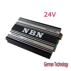 134.31$  Buy here  - 24v 5CH High powerful class AB audio Amplifier, best Quality stereo car Acoustic amplifiers Booster