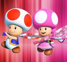 Nintendo Sega, Super Mario Bros, Toad, Fans, Hearts, Random, Character, Characters, Casual
