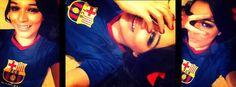 FC BARCELONA GIRLS FANS Fc Barcelona, Dubai Fashion, Sporty Girls, Football Soccer, Female Form, Beautiful Women, Fans, Lovers, Google