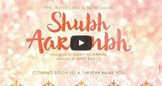 Here is the official teaser of the upcoming Gujarati wedding film, #ShubhAarambh ft. #HarshChhaya #PracheeShah #BharatChawda #DeekshaJoshi  #ShubhAarambhTeaser #GujaratiMovie