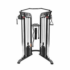 Inspire FTX Functional Trainer - Precor Home Fitness Different Exercises, Back Exercises, Fitness Exercises, Workout Splits, Easy Curls, Best Physique, Increase Stamina, Resistance Workout, Functional Training