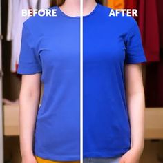 Hacks To Save Your Clothes Related posts: Creative Clothes Hacks ? Clothes Hacks You Would Love ? 37 Unglaublich einfache Hacks zum Selbermachen Summer clothes upgrades for stylish girls. Amazing Life Hacks, Simple Life Hacks, Useful Life Hacks, Hack My Life, House Cleaning Tips, Diy Cleaning Products, Diy Crafts Hacks, Diy Projects, Sewing Projects