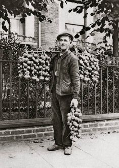 Breton Onion Seller london