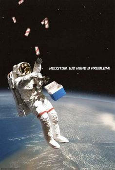Houston, We have a problem! A fun poster of an Astronaut making an extra-terrestrial party foul with his Red Stripe Beer. Need Poster Mounts. Funny Posters, Movie Posters, Space Posters, Shops, Extra Terrestrial, Amazing Spaces, Office Art, Shopping Sites, Night Skies