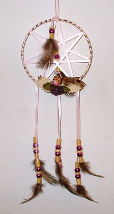 The Elvish Star, also called Fairy Star is a high magical protection star perfect for home and bedroom. Having made is proof, this magical star protect the sleeper in his sleep against  evil spirits, haunting and nightmares.