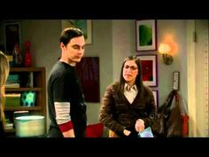 Sheldon tries to right his wrong by buying his girlfriend Amy a tiara. OMFG THIS IS MY FAVORITE SCENE IN THIS SEASON!!!