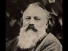 One of my favourite pieces by Johannes Brahms: 3.mvt from the Symphony No. 3 in F major Op. 90 Poco Allegretto