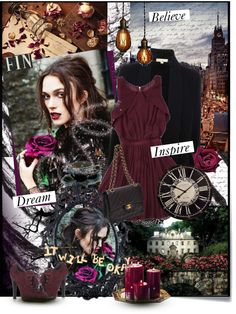 """""""Be kinder than necessary, for everyone you meet is fighting some kind of battle."""" by biird ❤ liked on Polyvore"""