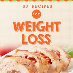50 Recipes for Weight Loss