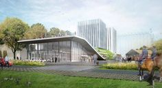 Helsinki Central Library Competition Entry / Luca Peralta Studio
