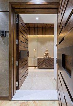 Elegant Front Wooden Door Design that Will Inspire You Main Entrance Door Design, Home Entrance Decor, House Entrance, Entrance Doors, House Doors, Front Doors, Sliding Doors, Foyer Design, Door Design Interior