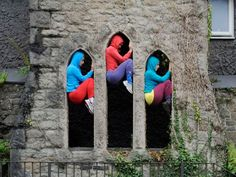 Bodies In Urban Spaces, Wales