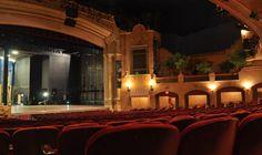 El Paso Plaza Theater seat view