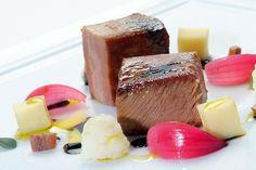 I piatti del ristorante Reale di Niko Romito