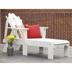 Outdoor Uwharrie Nantucket Chaise Lounge