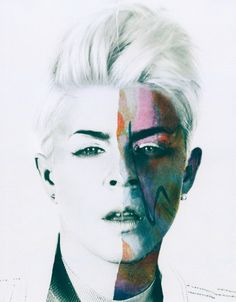 Robyn - I love her music even though it's a little weird.