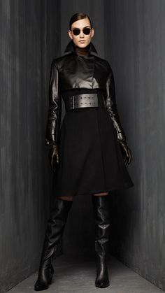 Dystopian Elite / Military Inspired / Looks   Kenneth Cole Collection