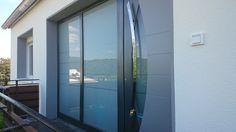 #bestdoors #modern #pirnar House Entrance, Contemporary, Modern, Locker Storage, Exterior, Doors, Interior Design, Luxury, Glass