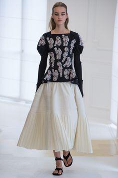 Christian Dior Fall 2016 Couture Fashion Show - Maartje Verhoef (Women)