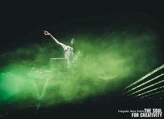 FatBoy Slim en Laguna Escondida, Punta del Este, Uruguay Slim, Concert, Uruguay, Concerts
