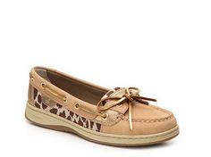 Sperry Top-Sider Angelfish Leopard Boat Shoe