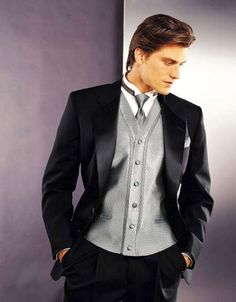 Suitable Men's Wedding Attire