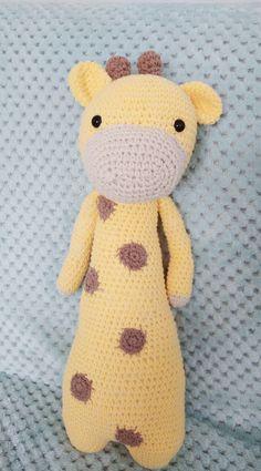 Giraffe, Dinosaur Stuffed Animal, Teddy Bear, Toys, Crochet, Animals, Activity Toys, Felt Giraffe, Animales