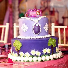 Sofia the First Ideas: Food - Click to View Larger