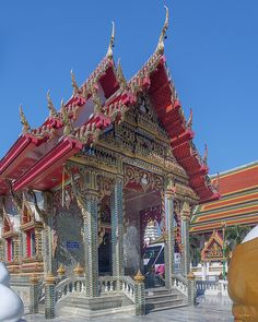 2015 Photograph, Wat Prachum Khongkha Phra Wihan, Bang Lamung, Bang Lamung, Chonburi, Thailand, © 2015.  ภาพถ่าย ๒๕๕๘ วัดประชุมคงคา พระวิหาร บางละมุง เขตบางละมุง จังหวัดชลบุรี ประเทศไทย