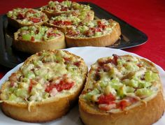 Danina kuhinja: Brusketi