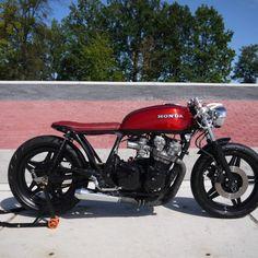 '80 Honda CB750K #UglyMotors