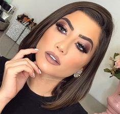Fast and Perfect Eye Makeup Models - Makeup ✨ - Make Up Make Up Looks, Make Up Ei, Bride Makeup, Glam Makeup, Skin Makeup, Makeup Tips, Fast Makeup, Makeup Ideas, Makeup Inspo