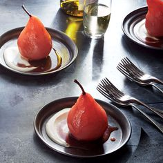 holiday showstopper. Drizzle over spiced poached pears for a dessert ...