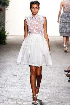 Sfilata Honor New York - Collezioni Primavera Estate 2013 - Vogue
