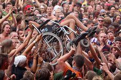 Music Festival Inspired -  Woodstock Festival Poland 2012  (Przystanek Woodstock 2012)   #DancewithDemeter